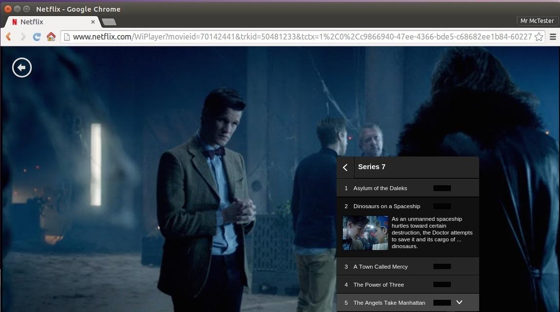 Netflix on Linux - Chrome/Firefox Guide - Dowser