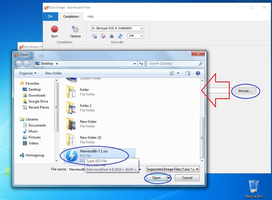 How to Use Memtest86 USB (Guide) - Virus and Malware News