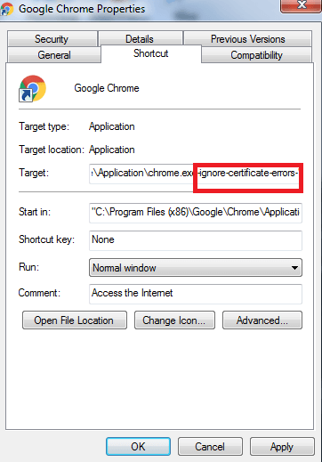 "Your Connection Is Not Private"" (Chrome Fix) - Virus and"