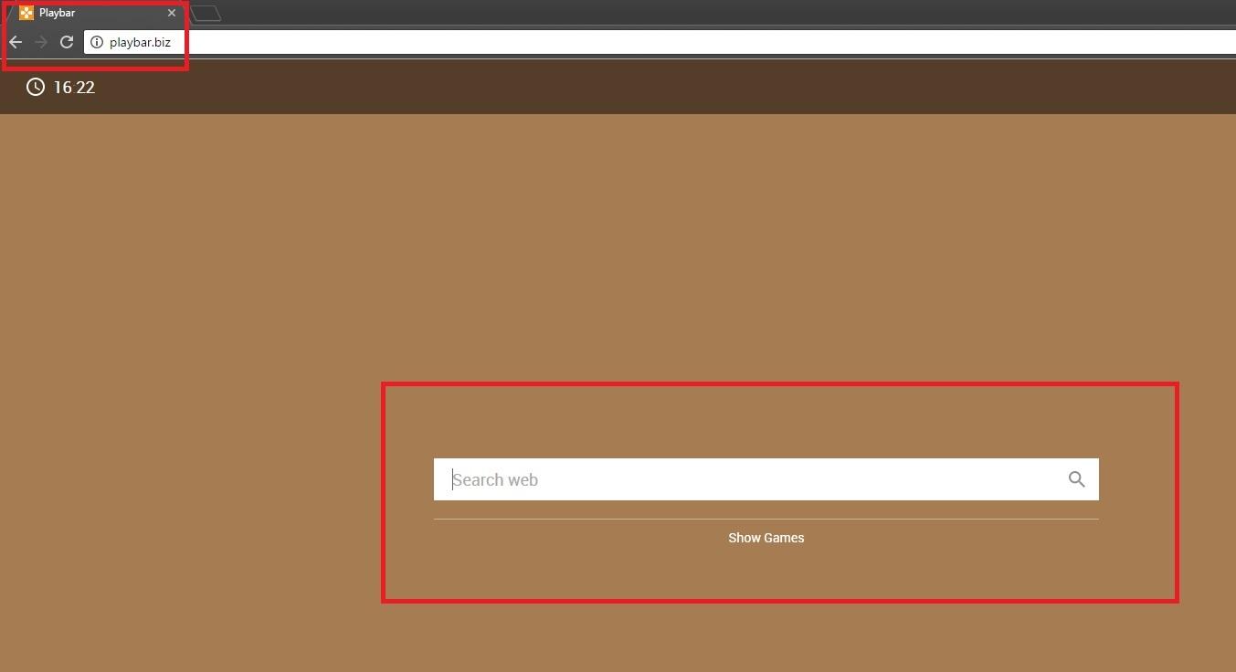 Playbar.biz Browser Redirect