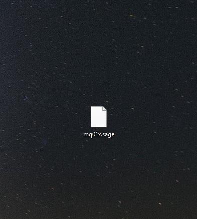 .Sage File Virus